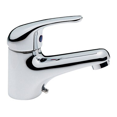 Tre Mercati Modena Mono Basin Mixer - Chrome
