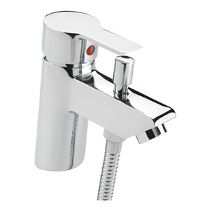 Tre Mercati Angle Mono Bath Shower Mixer & Kit