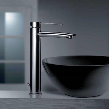 Tre Mercati Bella Tall Basin Mono Mixer Tap