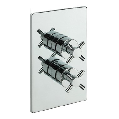 Tre Mercati Erin Concealed 1 Outlet Thermostatic Shower Valve