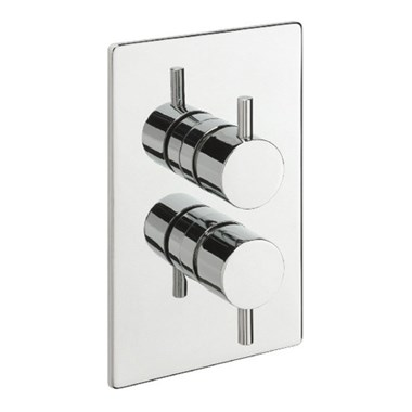 Tre Mercati Bella Concealed 1 Outlet Thermostatic Shower Valve