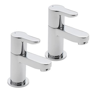 Tre Mercati Lollipop Basin Taps (Pair)
