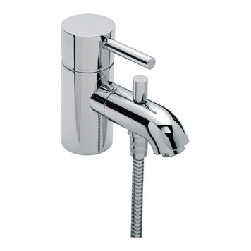 Tre Mercati Milan Mono Bath Shower Mixer & Kit