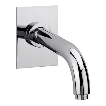 Tre Mercati Milan Wall Mounted Bath Spout (235mm)