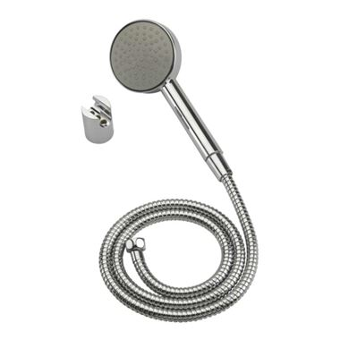 Tre Mercati Poppy Mini Shower Kit with Handset, Hose & Wall Bracket