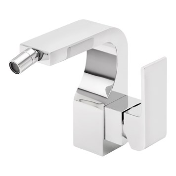 Tre Mercati Rubik Mono Bidet Mixer With Pop Up Waste