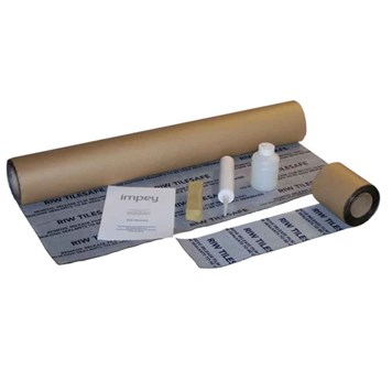 Impey Waterproofing Tilesafe Kit