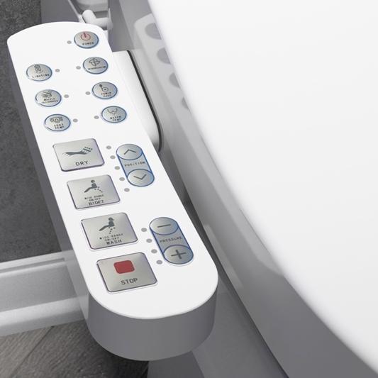 Vellamo Smart Japanese Style Bidet Toilet Seat Tap Warehouse