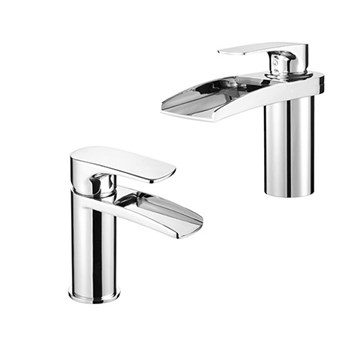 Vellamo Tugela Basin Mixer & Bath Filler Pack