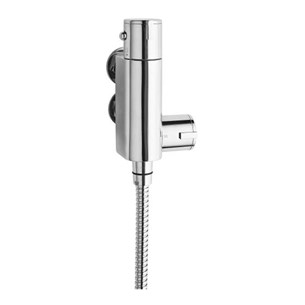 Ultra Vertical Thermostatic Bar Shower