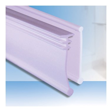 Unichannel Shower Screen Seal for Metal Channels & Folding Bath Screens
