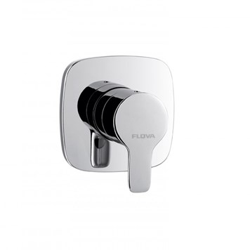 Flova Urban Concealed Shutoff Valve with 3 Outlet Diverter