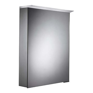 Roper Rhodes Vantage LED Illuminated Mirror Cabinet with Shaver Socket
