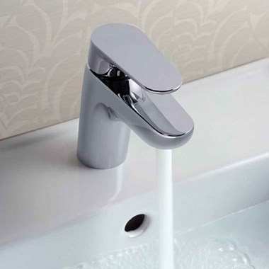 Vado Ascent Mono Basin Mixer with Directional Aerator & Clicker Waste