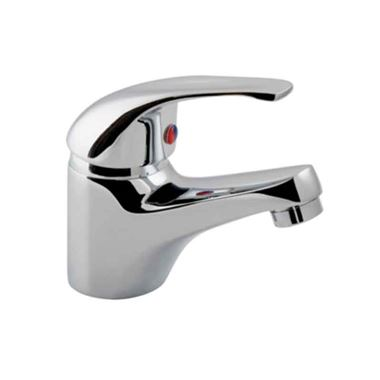 Vado Matrix Mono Basin Mixer with Clicker Waste