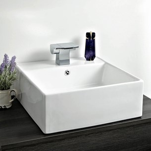 Phoenix Rectangular Wall Hung or Countertop Basin
