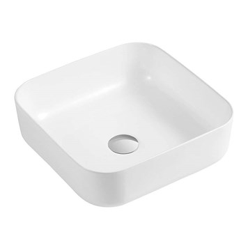 Drench Sophia Square Countertop Basin - 390 x 390mm