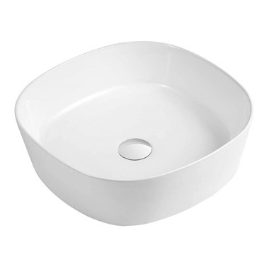 Drench Sophia Square Countertop Basin - 440 x 440mm