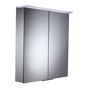 Roper Rhodes Venture LED Illuminated Mirror Cabinet with Shaver Socket