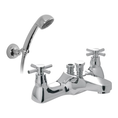 Vado Vecta Bath Shower Mixer With Shower Kit