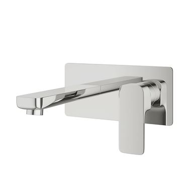 Vellamo Panache Wall Mounted Basin Mixer