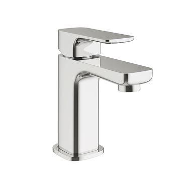 Vellamo Panache Basin Mixer with Clicker Waste