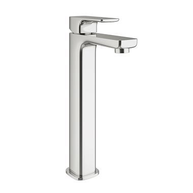 Vellamo Panache Tall Basin Mixer with Clicker Waste