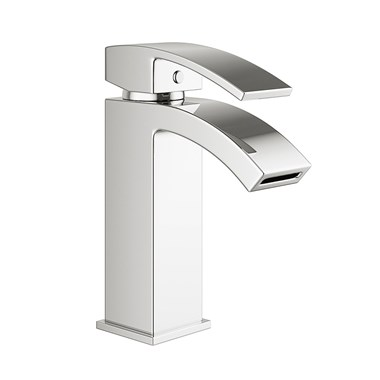Vellamo City Waterfall Basin Mixer Tap