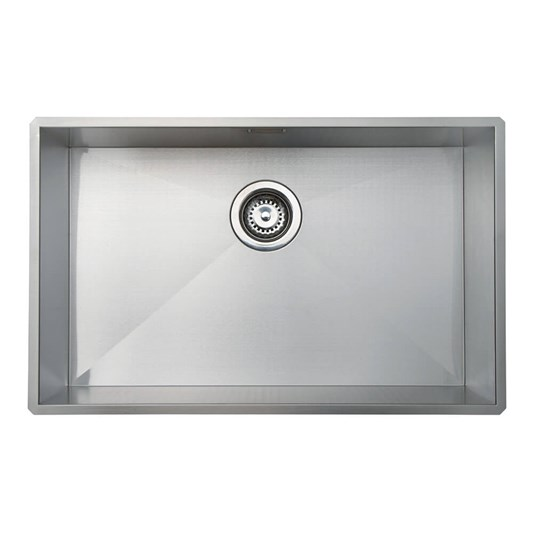Vellamo Edge Extra Large 1 Bowl Undermount Stainless Steel