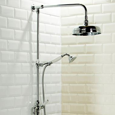 Butler & Rose Elizabeth Traditional Thermostatic Luxury Shower Pack