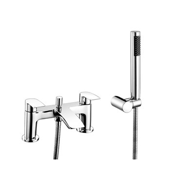 Vellamo Swift Waterfall Bath Shower Mixer