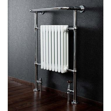 Butler & Rose Victoria Traditional Bathroom Heated Towel Rail Radiator
