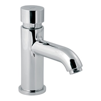 Deva Vision Self Closing Basin Tap