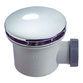 Sagittarius 90mm Domed Shower Waste & Trap