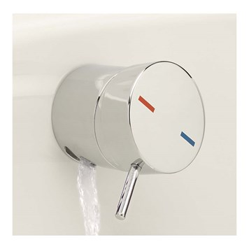 Sagittarius Lever Bath Centrafill With Built In On/Off Valve