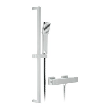 Vado Te Exposed Thermostatic Shower Valve Package 12