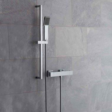 Vado Te Exposed Thermostatic Shower Valve Package 11