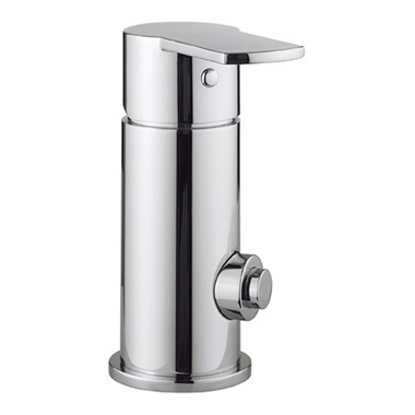 Crosswater Wisp Bath Filler Monobloc with Diverter (Without Kit)