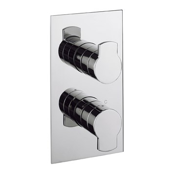 Crosswater Wisp Concealed Thermostatic Shower Valve with 2 Way Diverter