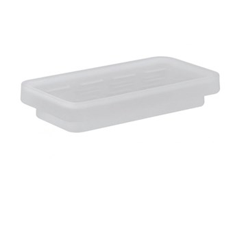 Crosswater Wisp Soap Dish - Frosted