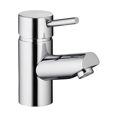 Pura Xcite Basin Mixer with Clicker Waste