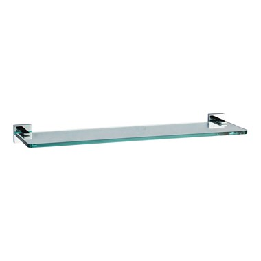 Crosswater Zeya Glass Shelf 500mm
