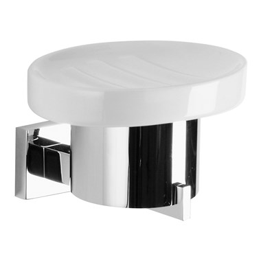 Crosswater Zeya Ceramic Soap Holder