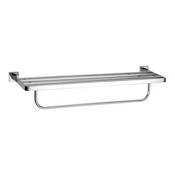 Crosswater Zeya Towel Rail 2 Tier 600mm