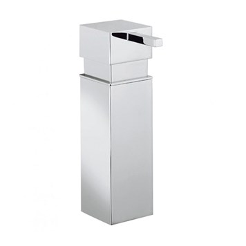 Crosswater Zest Wall Soap Dispenser Chrome